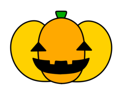 ハロウィン フリー素材 かぼちゃ ジャック・オー・ランタン