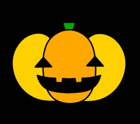 ハロウィン 無料素材 かぼちゃ ジャック・オー・ランタン