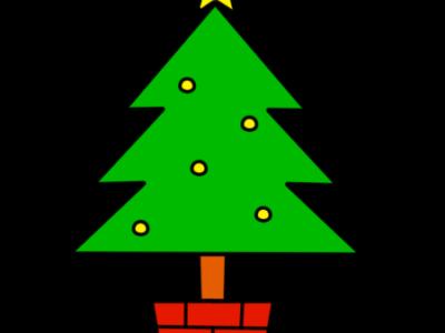 クリスマスツリー フリー素材