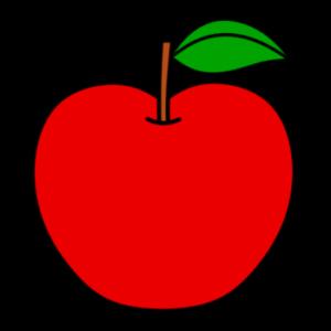 りんご フリー素材