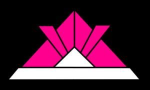 折り紙兜 フリー素材 こどもの日イラスト ピンク