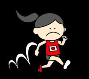 陸上 三段跳び オリンピック日本代表 フリー素材 女子
