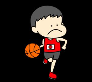 バスケットボール オリンピック日本代表 フリー素材 男子