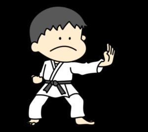 空手 オリンピック日本代表 フリー素材 男子