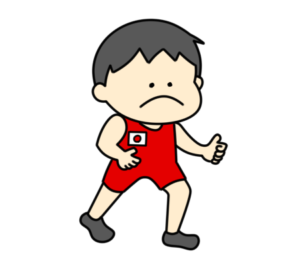 レスリング オリンピック日本代表 フリー素材 男子