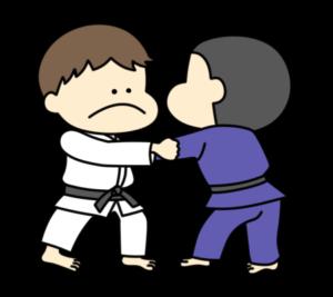 柔道 オリンピック日本代表 フリー素材 男子