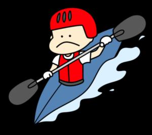カヌー オリンピック日本代表 フリー素材 男子