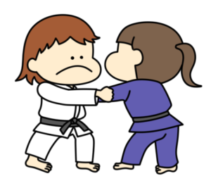 柔道 オリンピック日本代表 フリー素材 女子