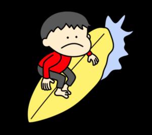 サーフィン オリンピック日本代表 フリー素材 男子