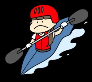 カヌー オリンピック日本代表 フリー素材 女子