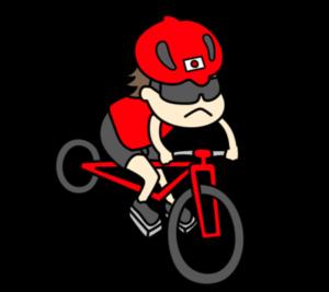 自転車競技 オリンピック日本代表 フリー素材 男子