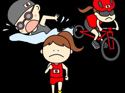 トライアスロン オリンピック日本代表 フリー素材 女子