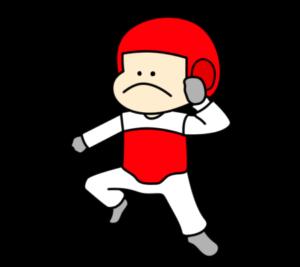 テコンドー オリンピック日本代表 フリー素材 男子