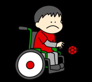 ボッチャ パラリンピック 日本代表 フリー素材 男子