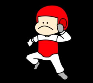 テコンドー パラリンピック 日本代表 フリー素材 男子