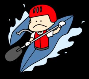 カヌー パラリンピック 日本代表 フリー素材 男子