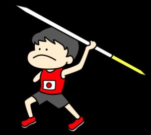 やり投げ パラリンピック 日本代表 フリー素材 男子